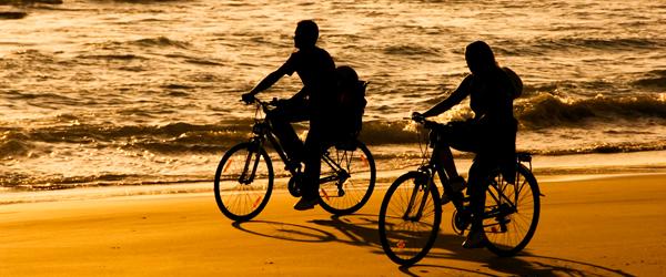 Dichtbij fietsvakantie