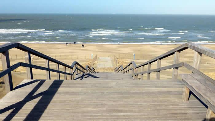 Strandvakantie Nederland