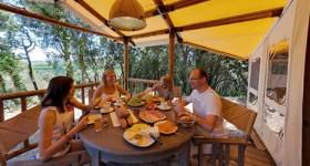 Luxe dichtbij campingvakanties Suncamp holidays