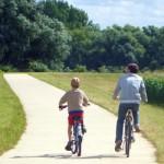 Wandelen en fietsen in België