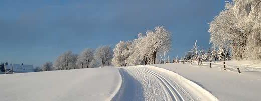 Wintersport in het Sauerland