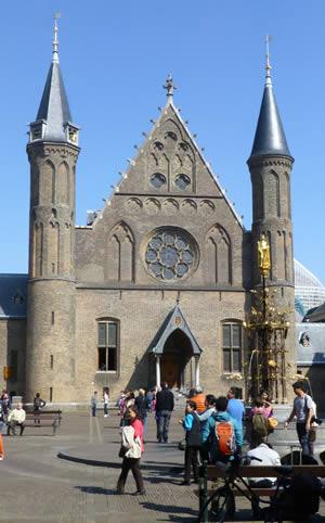 Stedentrip Den Haag