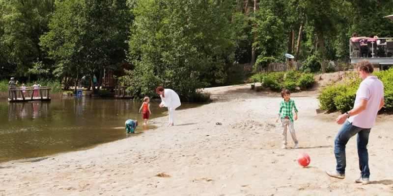 Kindvriendelijk vakantiepark de Lommerbergen