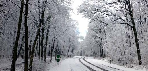 Winter Zuid -Limburg