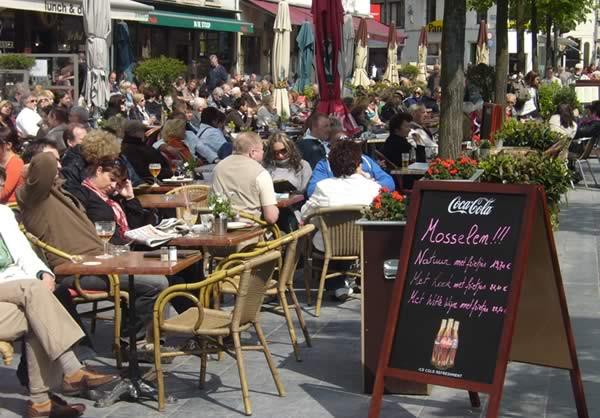 Antwerpen mosselen