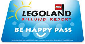 Happy Pass Legoland