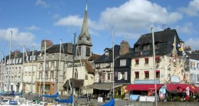 Honfleur – Normandië