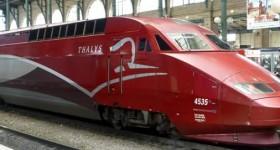 Treintickets Thalys en ICE naar Parijs en Berlijn