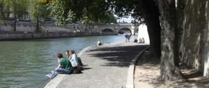 voorjaar Parijs