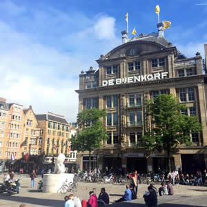 Shoppen in Amsterdam