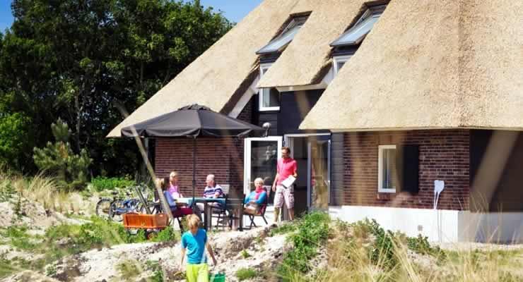 Landal Sluftervallei op Texel