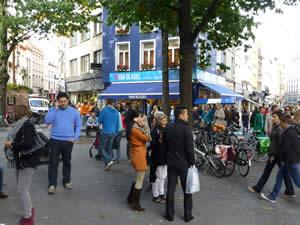 Antwerpen stedentrip