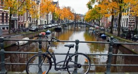 Dichtbij stedentrip Amsterdam