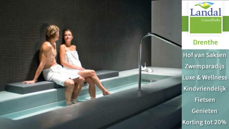 Luxe en Wellness in Drenthe