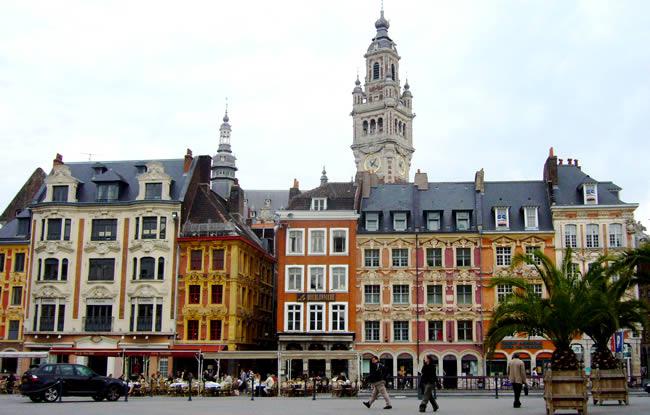 Stedentrip naar Lille