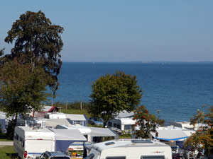 Campings in Denemarken