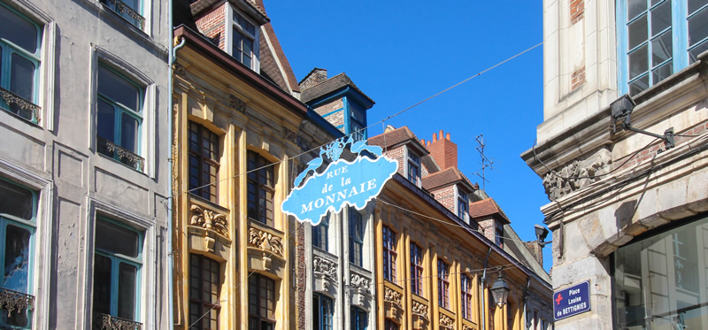 Lille Rue Monnaie