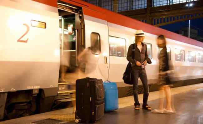 Thalys Parijs en Lille
