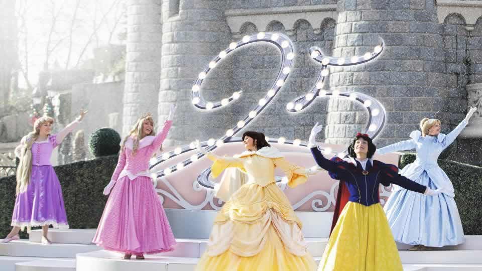 25 jaar Disneyland Paris