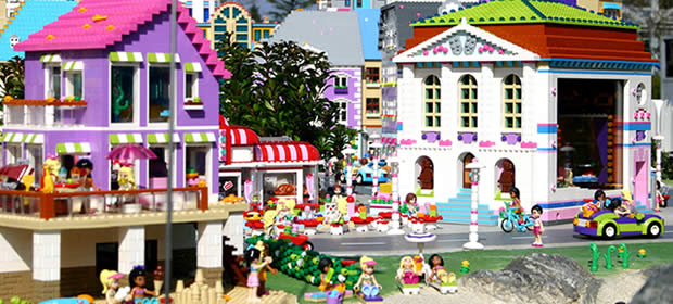 LEGOLAND Heartlake City