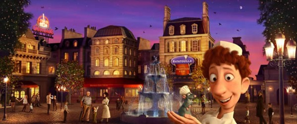 Ratatouille The Adventure, super attractie Disneyland Paris