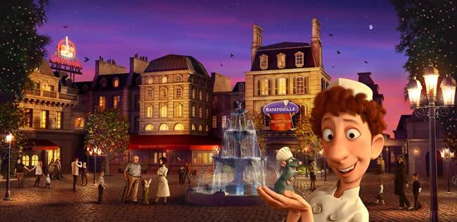 Disneyland Parijs Ratatouille The Adventure