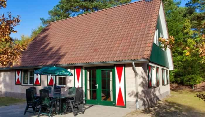 Vakantiepark Coldenhove Landal Gelderland.