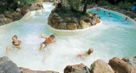 Subtrpisch zwembad Landal het Vennenbos Brabant