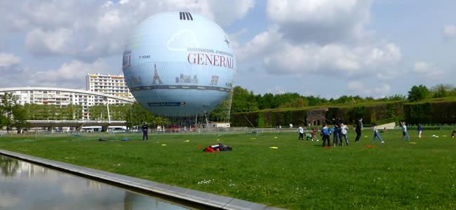 Leuke tips Parijs: een luchtballon
