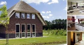 Landal Aelderholt Drenthe, vakantiepark met indoor speelparadijs