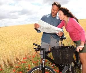 Kras fietsvakanties
