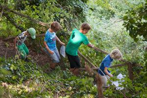 Dichtbij gezinsvakantie van SNP Natuurreizen