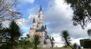 Kasteel Doornroosje Disneyland Paris
