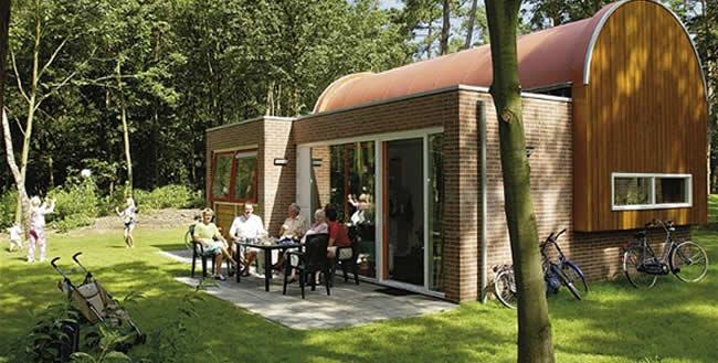 RCN Vakantieparken Nederland in de natuur