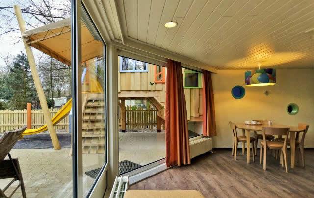 Kindercottages Center Parcs Meerdal