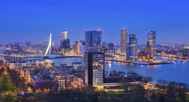 Stedentrip Rotterdam