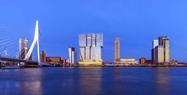 Tips stedentrip Rotterdam