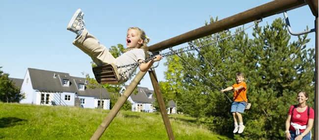 met kinderen naar Center Parcs Park Eifel