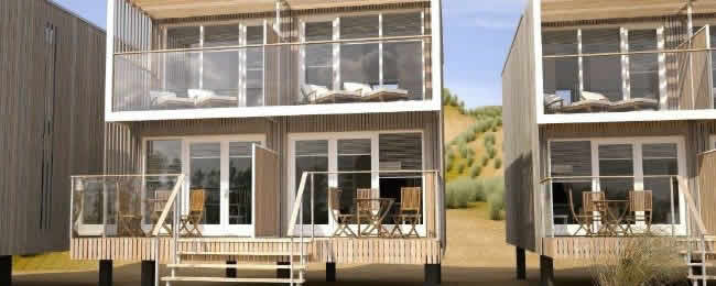 Landal Beach Villa's Hoek van Holland