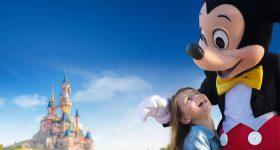 Aanbiedingen Disneyland Paris JA dagen