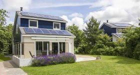 Luxe villas Landal Beach Park Texel
