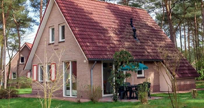 Accommodaties en bungalows landgoed het Loo
