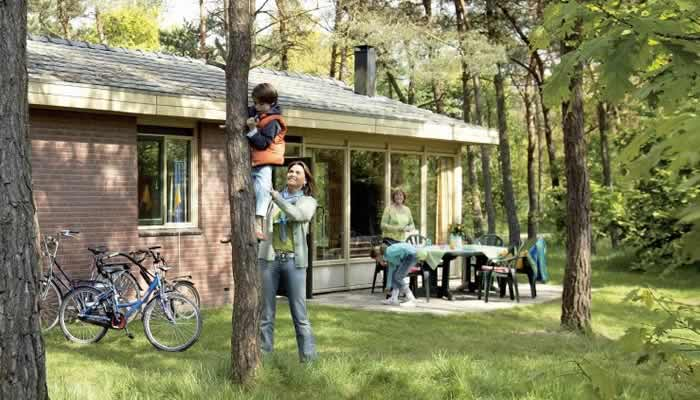 Landal Heihaas: kindvriendelijk en divers park in Gelderland