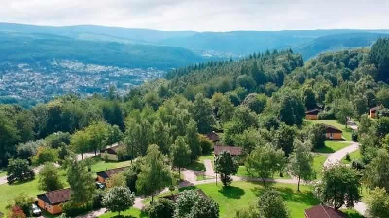Landal Warsberg kindvriendelijke camping Duitsland