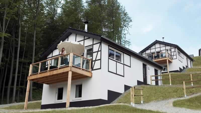 Luxe en kindvriendelijke vakantiehuizen Landal WInterberg