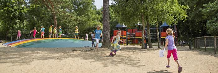 Kindvriendelijk vakantiepark Rabbitt Hill