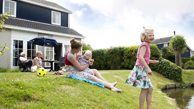 PLezier met kinderen Landal Résidence 't Hof van Haamstede