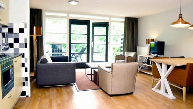 Interieur Résidence 't Hof van Haamstede