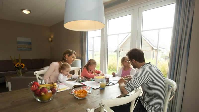 Landal Resort Nieuwvliet-Bad voor een gezinsvakantie