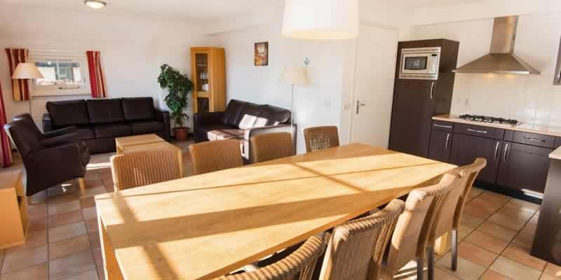 Luxe bungalows op Domein de Schatberg tot 32 personen!